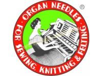 Голки organ для побутових і промислових швейних машин оптом і вроздріб