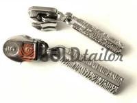 Slider Cork for spiral zipper type 5 nickel