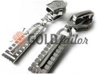 Повзунок Strips для спіральної блискавки тип 7 нікель