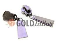 Повзунок Trap для металевої блискавки тип 5 темний нікель