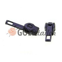 Slider Baryshevka 4.0 for spiral zipper type 4 black