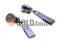 Slider Stitch for tractor zipper type 5 black nickel