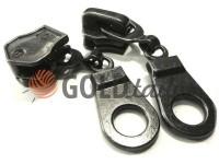 Slider Pear for metal zipper type 8 oxide