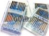 Иглы ассорти AKRA 130/705H (extra sortiment) для бытовых швейных машин