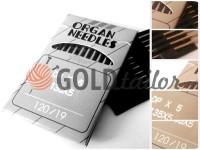 Голки промислові Organ Needles DP*5/135*5 з товстою колбою №70 - №110