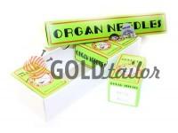 Голки промислові Organ Needles DB*1 з тонкою колбою №70 - №120