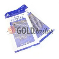 A set of professional hand needles Best 1/5-120002 16 needles
