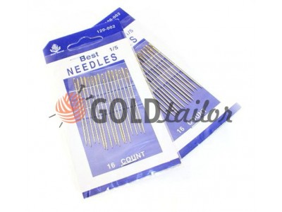 A set of professional hand needles Best 1 / 5-120002 buy in bulk