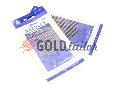 Buy wholesale set of professional hand needles Best 3 / 9-120023