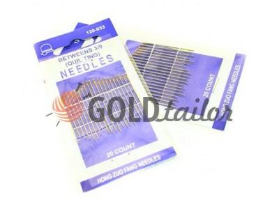 Купити на goldtailor Набір професійних ручних голок Best 3 / 9-120033