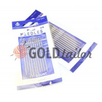 A set of professional hand needles Best 3/9-120043 10 needles