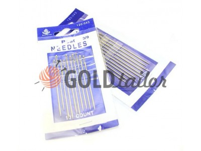 Buy in bulk set of professional hand needles Best 3 / 9-120043