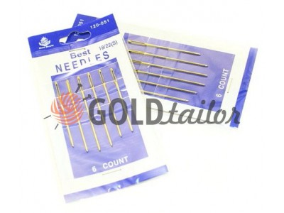 Buy a set of professional hand needles Best 18 / 22-120051 with a discount