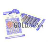 A set of professional hand needles Best 22-120054, 6 blunt needles