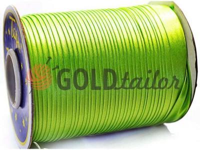 Buy Bias binding Bias Star Satin dull green Discount Wholesale