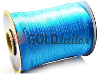 Buy Bias binding Bias Star Satin bright blue discount goldtailor