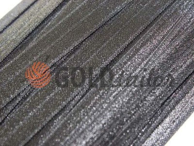 Buy black stretch Bias binding with wholesale prices in Ukraine
