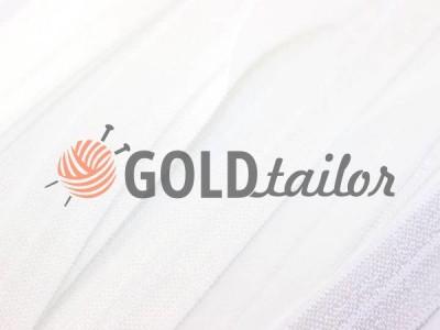 Косая бейка стрейчевая белая купить со скидкой на goldtaior.com.ua