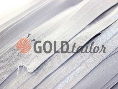 Buy gray stretch Bias binding with wholesale prices in Ukraine