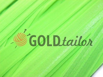 Buy Bias binding stretch poisonous green wholesale and retail