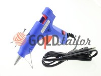Termopistol HELI HL-20W for silicone rods d = 7 mm