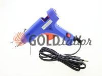 Термопістолет HELI HL-20W для силіконових паличок d = 7 mm