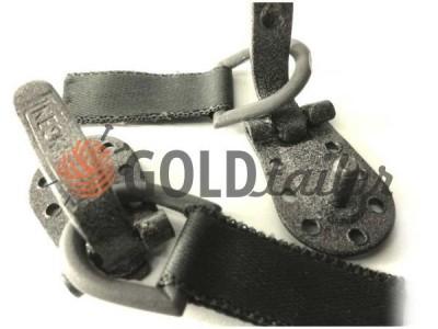 Fur hook Keska light gray hammer buy with delivery