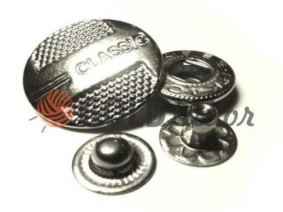 Button Alfa Classic 15 mm, 19 mm Nickel China buy in Ukraine