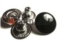Button NEWstar-Alfa painted smooth 15 mm Turkey 720 pcs