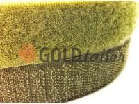 Velcro textile, color olive