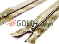 Zipper trousering spiral 18 cm type 4, color beige 127