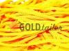 Шнур 5 мм в рулоні без наповнювача, колір жовтий 029 оптом і вроздріб від 1 м