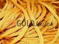 Шнур для одягу 5 мм пустотілий, колір бежевий 158