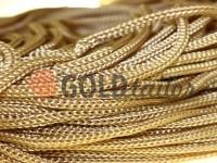 Шнур для одягу 5 мм пустотілий, колір бежевий 126