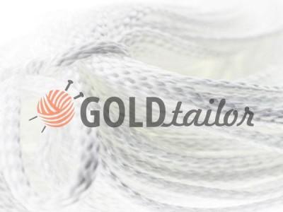 Шнур плоский 7 мм в рулоні без наповнювача, колір білий оптом і вроздріб від 1 м