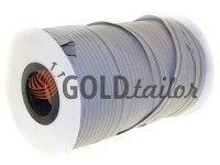 Zipper spiral roll gray type 3, type 5, type 7, type 8, type 10