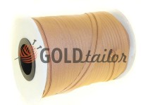 Zipper spiral roll beige 158 type 3