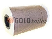 Zipper spiral roll beige 176 type 3
