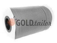 Zipper spiral roll gray 109 type 3