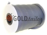 Zipper spiral roll gray 116 type 3