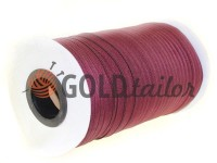 Zipper spiral roll bordo 012 type 3
