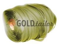 Молния спиральная рулонная оливковая 090 тип 3
