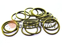 Кільце сталеве 20 мм, товщина 1,8 мм, колір антик