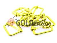 Обмежувач 20 мм, товщина 2,5 мм, колір золото