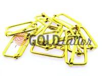 Обмежувач 25 мм, товщина 2,5 мм, колір золото