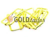 Обмежувач 50 мм, товщина 3 мм, колір золото