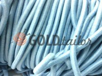 Cord elastic blue 3 mm
