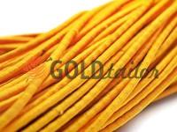 Шнур еластичний жовтий 3 мм
