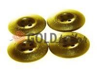 Button NATO 20 mm four holes, olive