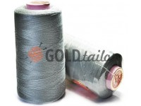 "Tread polyester 20/2 ""777"" 3000 yard, gray 109"